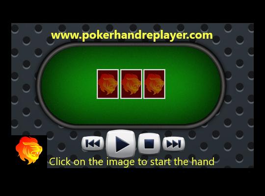 poker hand is
